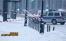 Sợ bom, cảnh sát phong tỏa văn phòng thủ tướng Đức