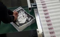 Charlie Hebdo vẫn ương ngạnh