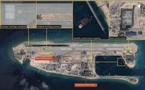 Trung Quốc tiếp tục cho bay thử nghiệm trái phép đến Đá Chữ Thập