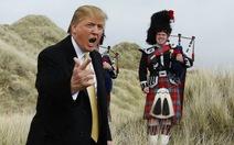 Tỉ phú Donald Trump sẽ khó qua Anh chơi