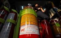 Cảnh giác với tiếp thị bình chữa cháy