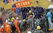 60 người chết trong vụ lở đất Thâm Quyến
