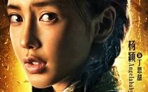 Angelababy được khen ngợitrong phim Kẻ trộm mộ