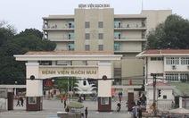 Bệnh viện Bạch Mai xử lý chất thải độc hạingược quy trình