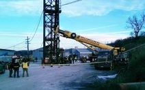 Mỹ giải cứu 17 thợ mỏ kẹt sâu hơn 270 mét trong lòng đất