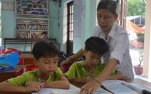 Lớp học tình thương của cô giáo Anh