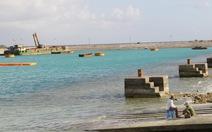 Xây dựng tổ hợp hậu cần nghề cá trên đảo Song Tử Tây