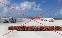 Trung Quốc uy hiếp an toàn hoạt động bay trong khu vực