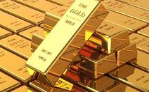Giá vàng thế giới không vượt được ngưỡng 1.300 USD/ounce