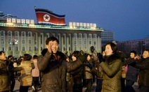 Kim Jong Un nói thử bom H để tự vệ trước Mỹ
