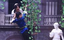 Ơn giời cậu đây rồi: Kathy Uyên thành Romeo, Trường Giang hóa Juliet