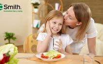 Cách nào đảm bảo nguồn nước uống trong gia đình?