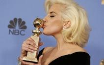 Quả cầu vàng 2016: clipLeonardo DiCaprio và Lady Gaga nhận giải