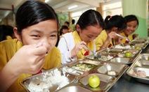 8 bữa ăn học đường ngon, bổ, khỏe, hạn chế béo phì