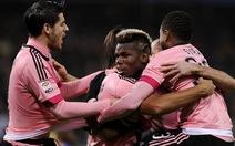 Juventus thắng trận thứ chín liên tiếp