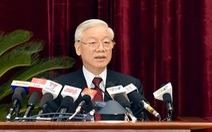 Hội nghị Trung ương 14 hoàn thiện công tác nhân sự cao cấp