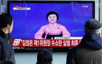 Trung Quốc bất ngờ vì việc Triều Tiên thử bom hydro