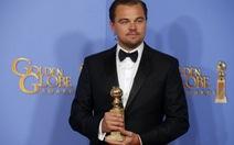 Leonardo DiCaprio vàQuả cầu vàng của những người đàn ông gan góc
