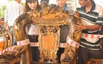 Đồ gỗ, mỹ nghệ cho mùa tết