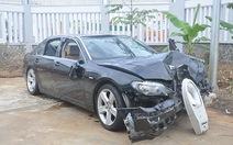 CSGT lái BMW biển giả tông 9 người lãnh 5 năm tù