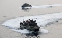 Iran đòi Mỹ xin lỗi vì xâm phạm lãnh hải
