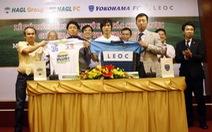 CLB Yokohama FCthi đấu giao hữutại Pleiku