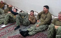 Mỹ điều tra lỗi điều hướng sau khi Iran bắt giữ thủy thủ