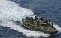 Iran đã thả 10 thủy thủ Mỹ
