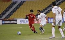 U-23 VN mở màn nhạt nhòa trước U-23 Jordan