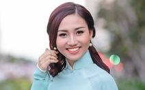 Á hậu Trà My đại diện Việt Nam tranh tài Miss Universe 2016?