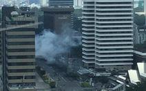 7 vụ nổ rung chuyển Jakarta, ít nhất 6 thường dân thiệt mạng