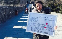 Cư dân mạng Trung Quốc tiếp sức cậu bé ung thư Mỹ