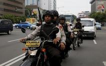Xác định 4 trong 5 đối tượng bị tiêu diệt trong vụ tấn công Jakarta