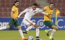 U-23 UAE bất ngờ hạ Úc