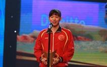 Ánh Viên và Quang Liêm đoạt Cúp Chiến thắng 2015