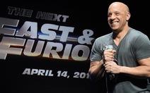 Fast & Furious 8 đẩy mạnh cảnh hành động