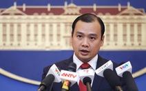 """Việt Nam đề nghị ICAO chỉnh sửa bản đồ có chữ """"Tam Sa"""""""