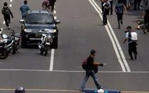 Một kẻ tấn công Jakartamới ra tù không lâu