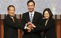 Dân Đài Loan bắt đầu đi bầu cử