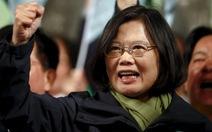 Chân dung nhà lãnh đạo nữ đầu tiên của Đài Loan