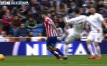 Xem video Ronaldo chơi xấu đối thủ