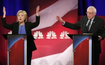 Bà Clinton và đối thủ quyết chiến trước ngày bỏ phiếu