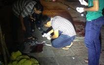 Hỗn chiến đẫm máu trước quán thu âm, một người tử vong