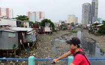 TP.HCM vẫn còn 279 trường hợp sông rạch bị lấn chiếm