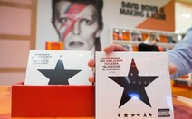 David Bowie đứng đầu bảng xếp hạng Mỹ