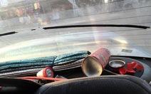 Giám định bình chữa cháy trong ôtô bị nổ thật hay không?