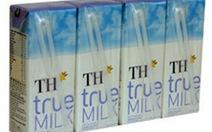 TH True Milk đổi 40 thùng sữa gần hết hạn