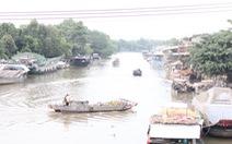 Xem xét xây cảng, bến thủy nội địa trong khu đô thị mới