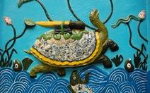 Rùa biểu tượng sự trường tồn trong văn hóa Việt