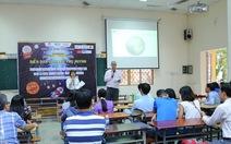 Trường Anh ngữ AEG bổ sung yếu tố nghệ thuật vào mô hình giáo dục STEM